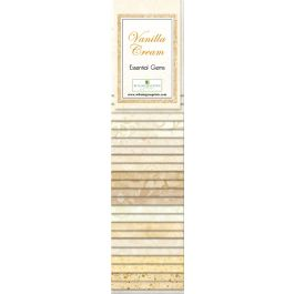 Essential Gems- Vanilla Cream 2.5 Strip Pack