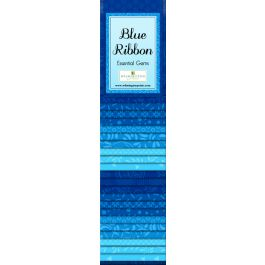 Essential Gems- Blue Ribbon 2.5 Strip Pack