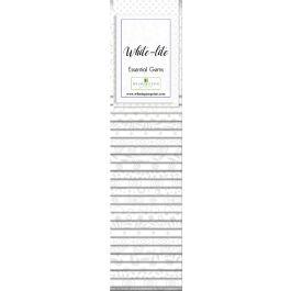 White-lite Essential Gems 2 1/2 strips (24 pcs)