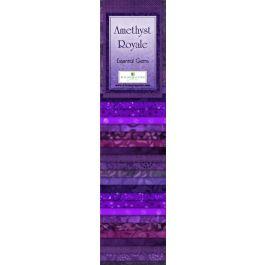 Amethyst Royal Gems (2-1/2 Strips)