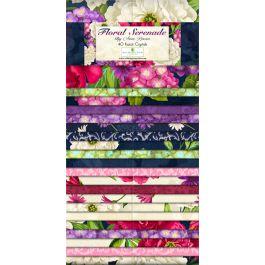 Floral Serenade 2.5 Strips