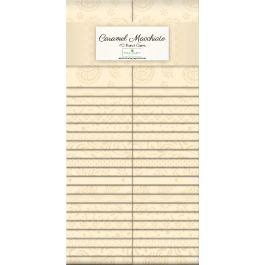 Caramel Macchiato Strips