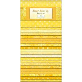 Sunny Side Up 40 Karat Gems 2.5 Strip Pack