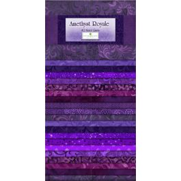 Amethyst Royale 40 Karat Gems 2.5 Strip Pack