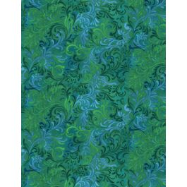 Embellishment - Blue/Green