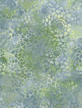 Mosaic 108 Backing - Green