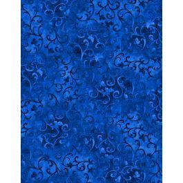 Royal Blue Dry Brush ~ Wilmington Essentials Basic