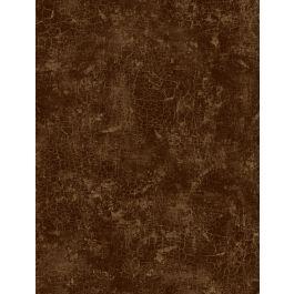 Vintage Texture Dark Chocolate by Wilmington Prints