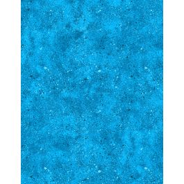 Wilmington Prints Spatter Bright Blue 1080 31588 440