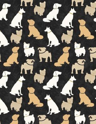 DOG WISDOM BLACK DOGS