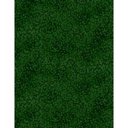 Leafy Scroll - Med. Dark Green