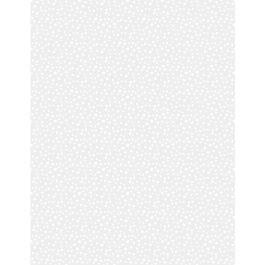 39065 100 White on White Petite Dots Essentials Wilmington Prints