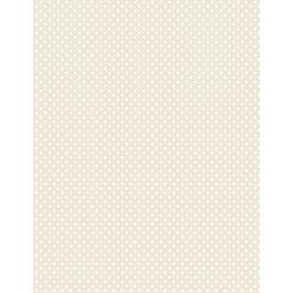 39116 111 Cream on Cream Dots Sugar Cookie Essentials Wilmington Prints