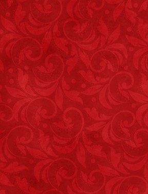 Essential Quiltbacks - 108 wide- red