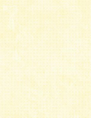 Criss Cross Flannel 60 Light Yellow
