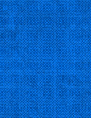 Criss Cross Flannel 60 W - Blue