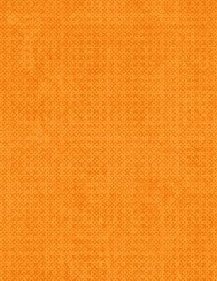 Criss Cross Flannel 60 wide - Orange