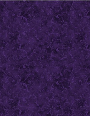 108 Filigree Purple