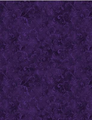 108 Filigree Purple