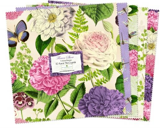 Martha Stewart Crafts - glitter ribbon yarn - Garnet