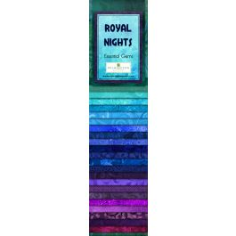 Wilmington Essential Gems Strip Pack: Royal Nights 802 28 802