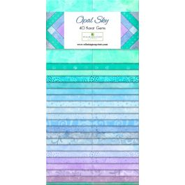 2 1/2 X 44 Strips -Opal Sky - 42 Strips