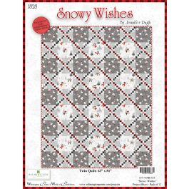 Snowy Wishes Pieced Jennifer Pugh kit