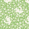 Windham Fabrics Storybook Ranch 50705-7 Green Rose Bandana