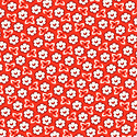 Windham Fabrics Storybook Ranch 50706-2 Red Sweet Floral