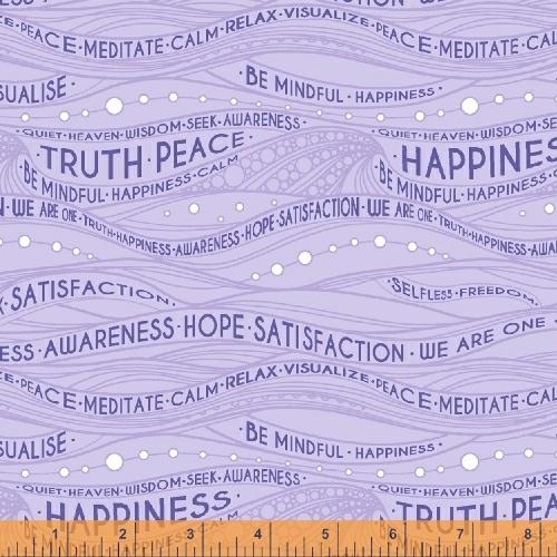 Be Mindful - Purple/Violet