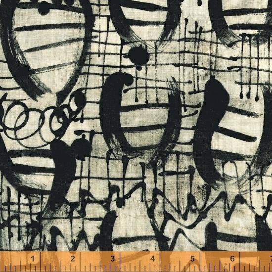 Windham Fabrics- The Opposite 51069-1