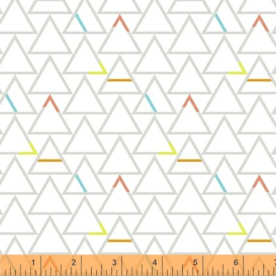 Good Vibes Only - Triangles Paper (51104-2)