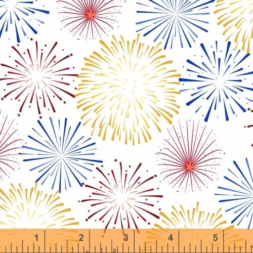 Lady Liberty 51136-X fireworks