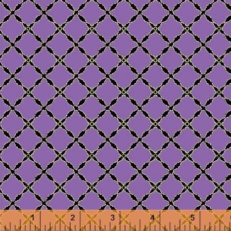 Grand Illusion - Lilac Lattice