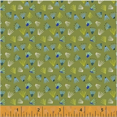 51277 9 Field Day by Kelly Ventura for Windham Fabrics. 100% cotton 43 wide