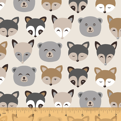 Cubby Bear Flannel -- 51369-5