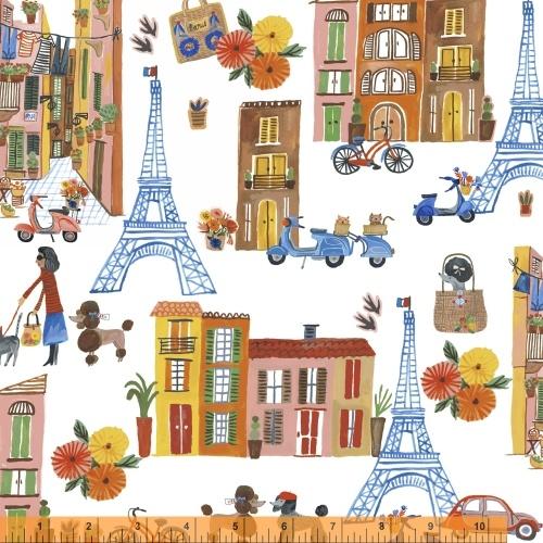 Ooh La La- Paris
