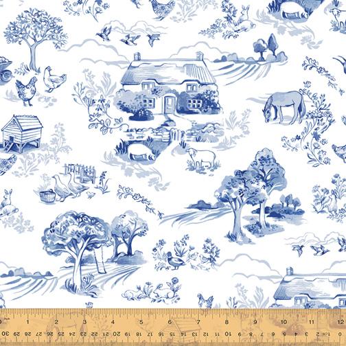 English Garden Barnyard 51830-1