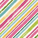 Catnip Diagonal Stripe Fuschia 50826-5