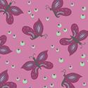 Gypsy Violet 50570-4 Butterfly