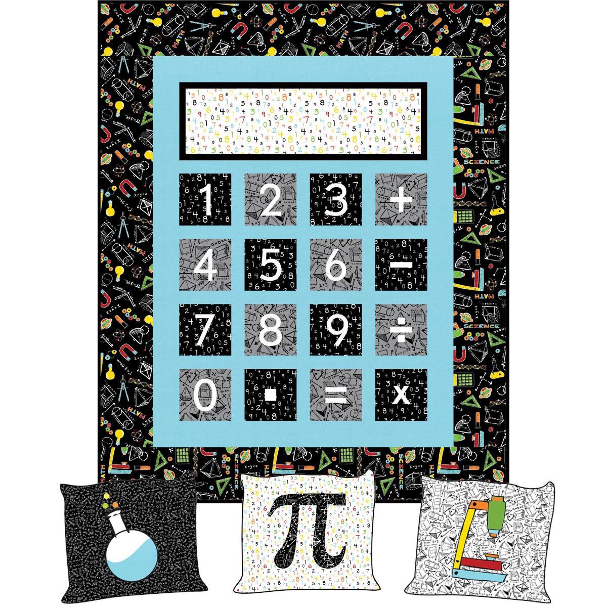 S.T.E.M. Number Cruncher Kit 51423QK