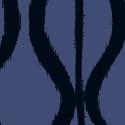 Hourglass Stripe Mud Cloth