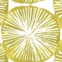 Aria sand dollar - Mustard
