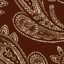Windham Ranch Hands - Brown Paisley