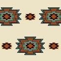 Windham Fabrics Mesa - Cream Medallion