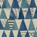 Wonder triangle print