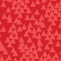 Triangles Cubby * Red ~ 50677-11