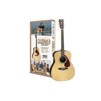 Yamaha Gigmaker Acoustic Package Standard