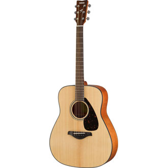 Yamaha FG800 Solid Top Dreadnaught Acoustic Guitar