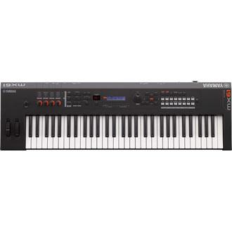 Yamaha MX61BK 61 key synth aud/midi if